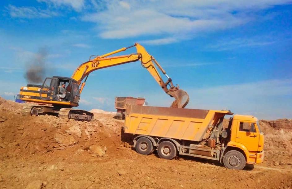 Вывоз грунта Севастополь, Крым